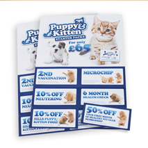 Printers of Voucher Sheets in Telford