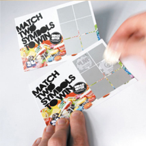 Printers of Scratch Cards in Telford
