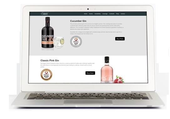 website design in telford